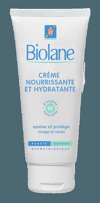 Image Crème Nourrissante et Hydratante