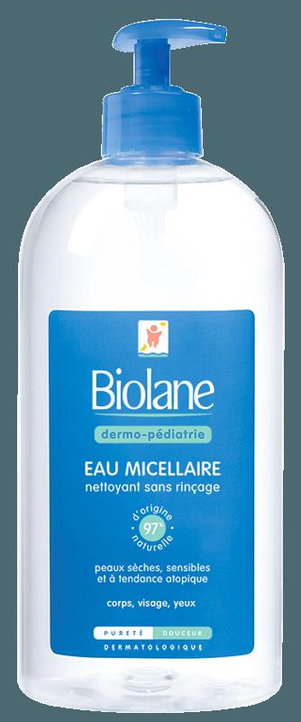 Image Eau Micellaire Dermo-Pédiatrie