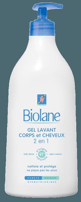 Image Gel Lavant  Corps et Cheveux 2 en 1
