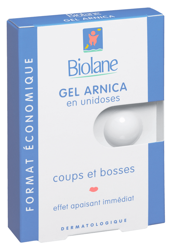 Image Arnica Gel in Single-use doses