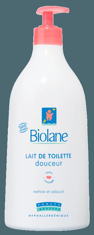 Image Lait de Toilette Douceur