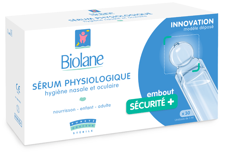 Image Physiological Saline Solution