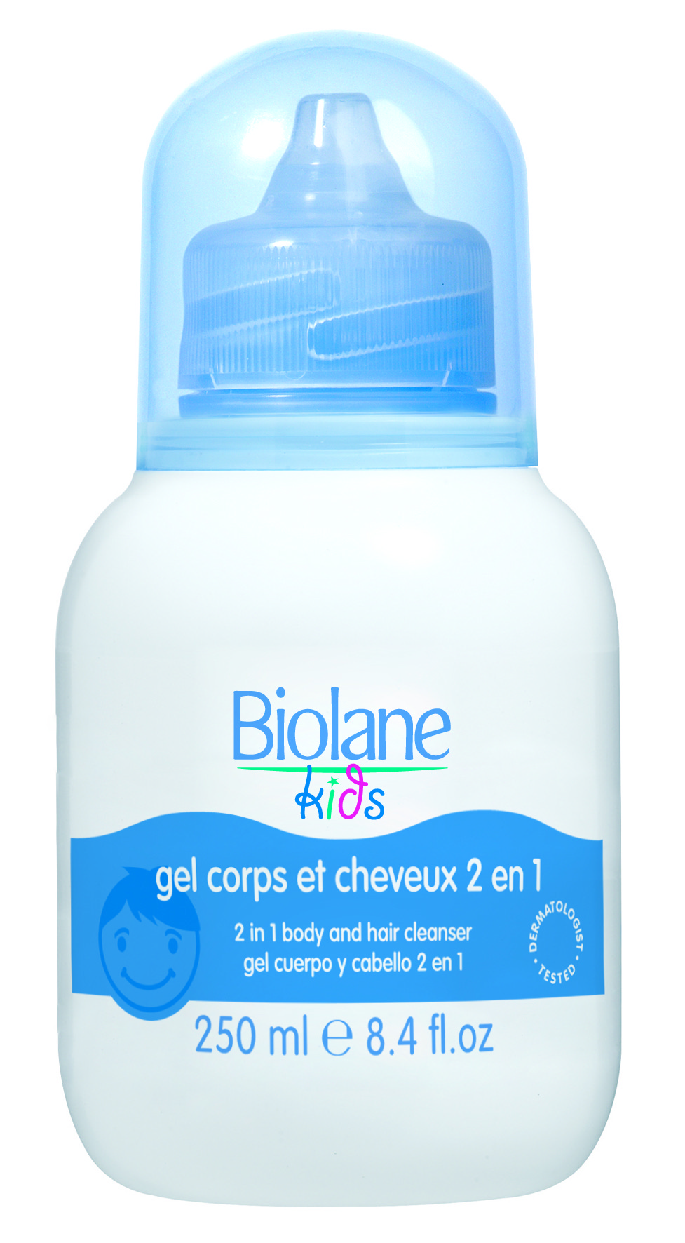 Image 2-in-1 Body and Hair Cleanser Kids