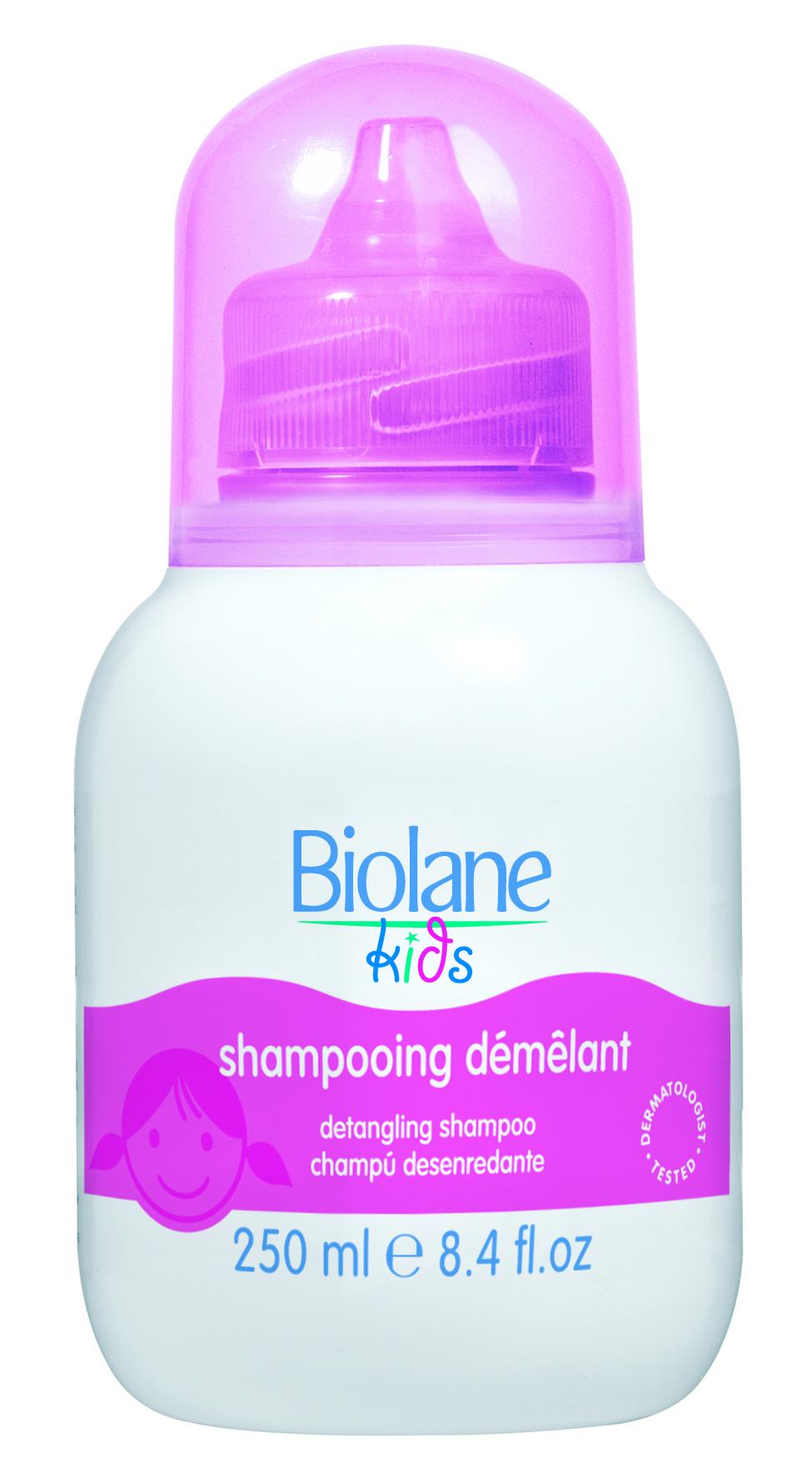 Image Detangling Shampoo Kids