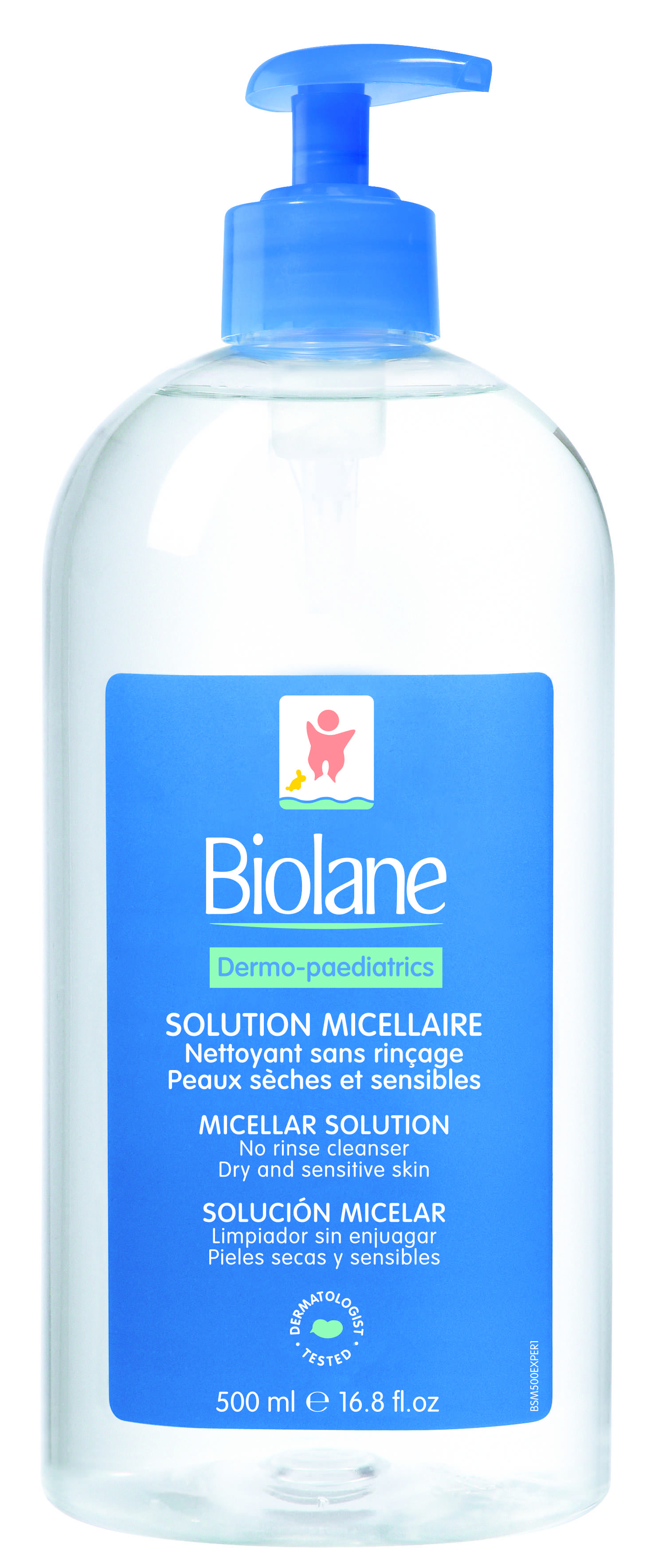Image Dermo-paediatrics Micellar Water