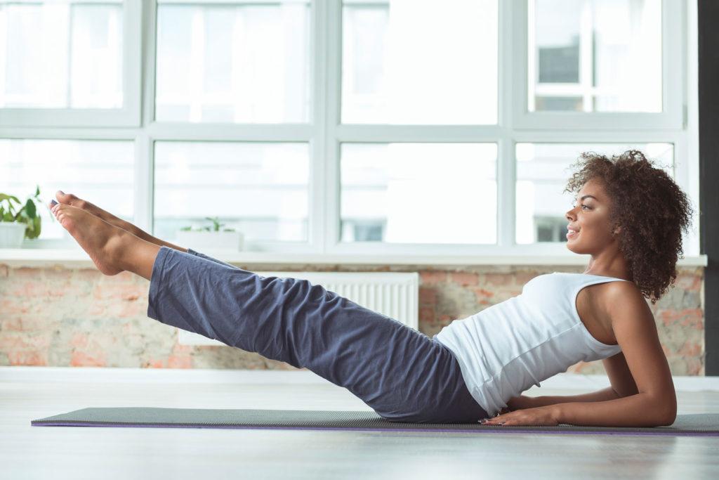 Séance de sport au réveil - Vitarmonyl, minceur, beauté, vitalité et bien-être