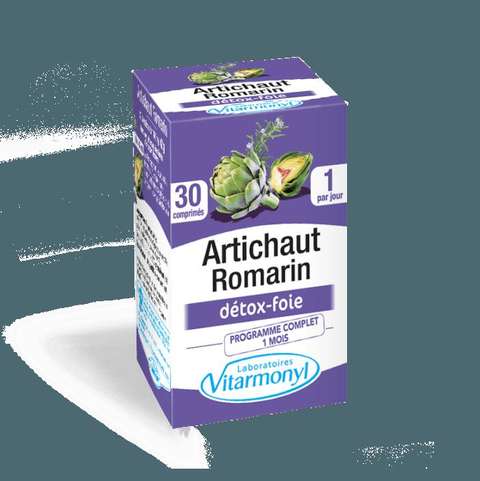 Image Panier d'actifs – Artichaut Romarin