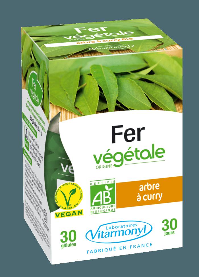 Image Fer origine végétale