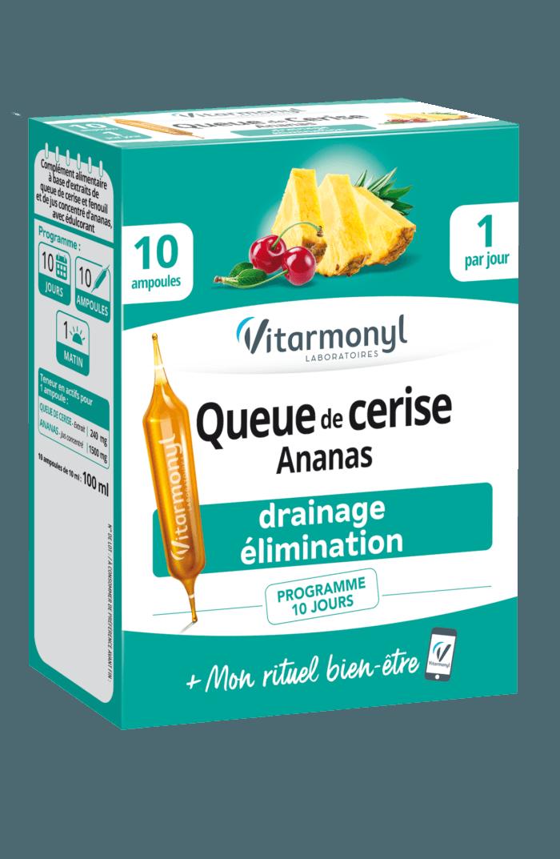 Image Queue de Cerise Ananas – Ampoule