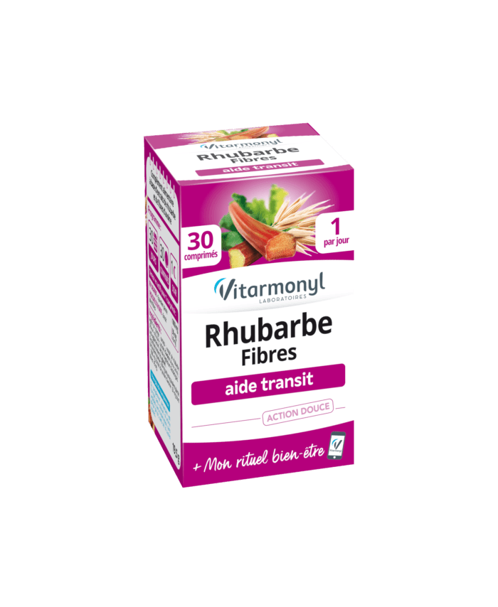 Image Rhubarbe Fibres