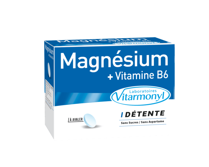 Image Magnésium + B6 A avaler