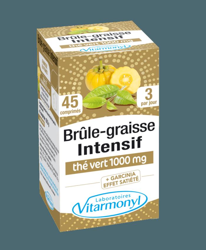Image Panier d'actifs – Brûle-graisse intensif