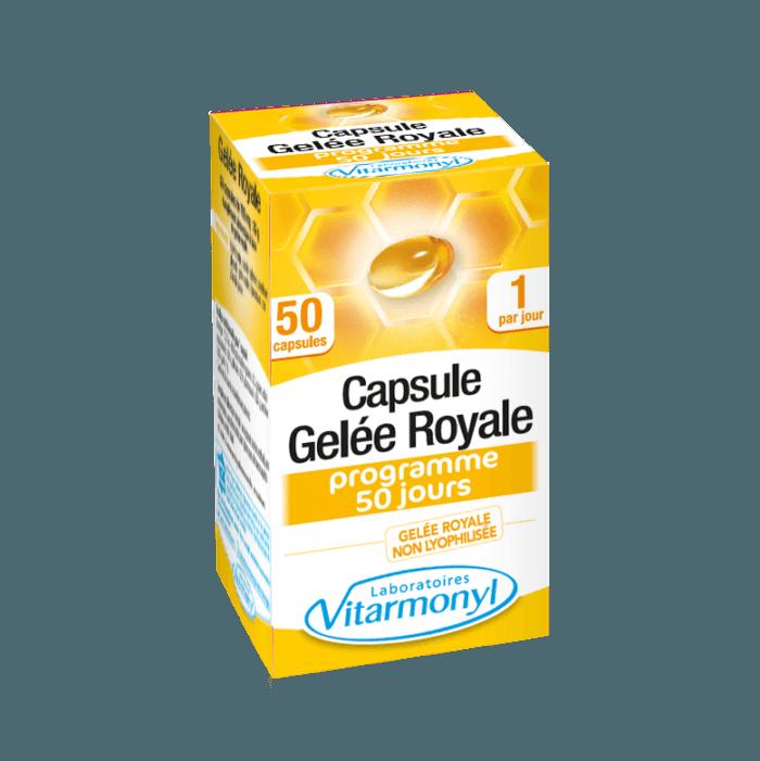 Image Capsule Gelée Royale