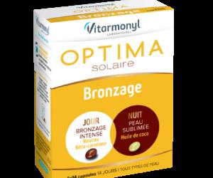 Optima bronzage - Vitarmonyl, minceur, beauté, vitalité et bien-être