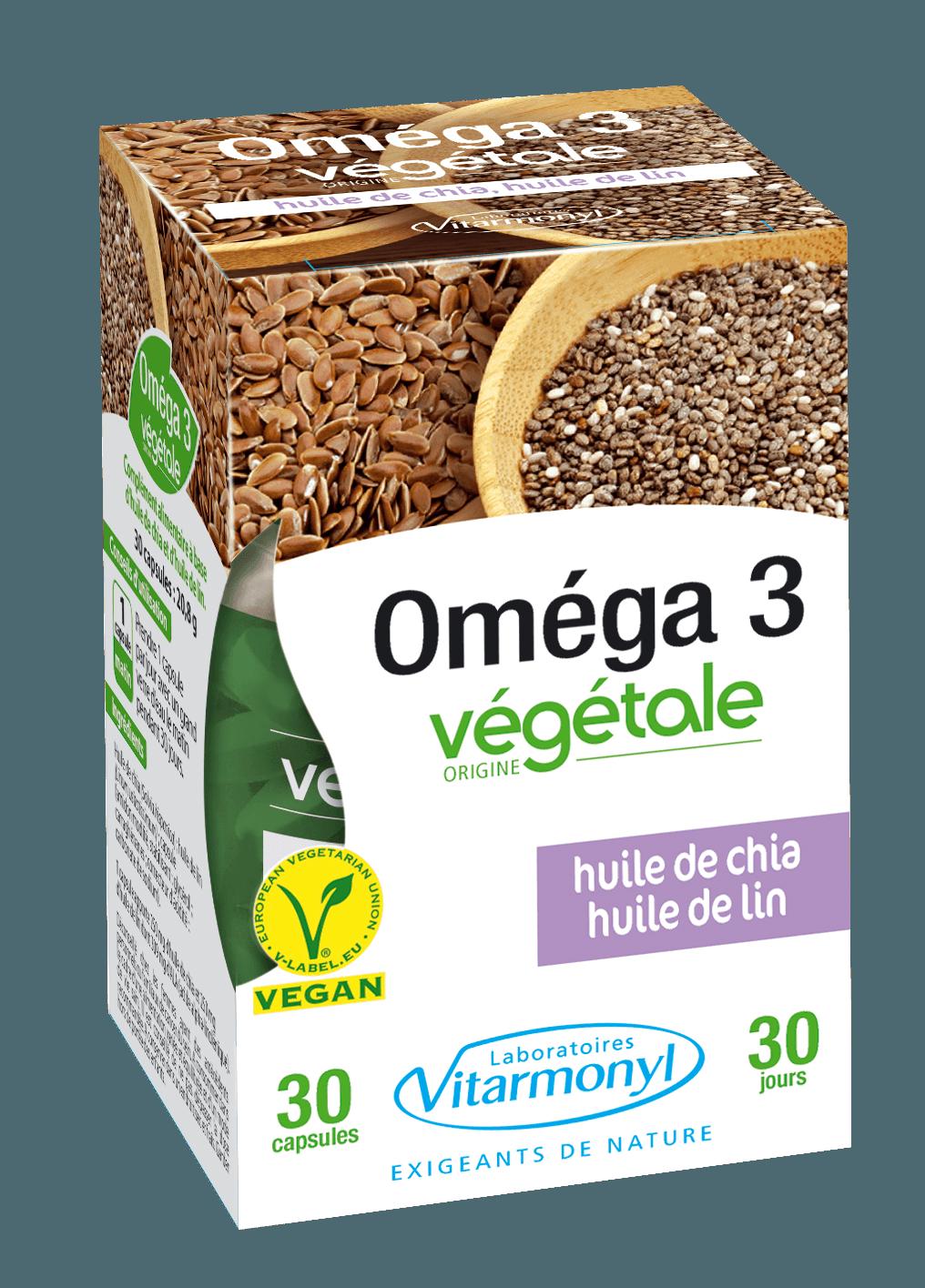 Image Oméga 3 végétal
